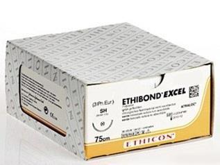 Ethibond Excel usp 3/0, 90 cm, RB-1 groen 6558H