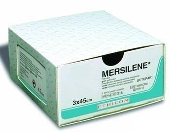Mersilene usp 0,75cm, FSL groen EH7637H