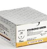 Ethicon Ethibond Excel USP 6/0, 75 cm, V-37 grün X32082, 12 Stück