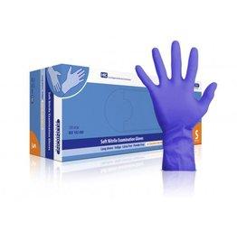 Klinion Klinion protection Untersuchungshandschuhe, nitril, S, mit verlängerter Stulpe