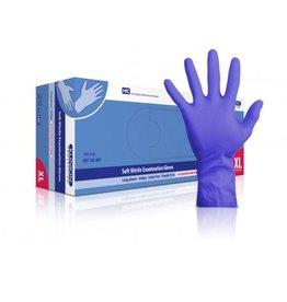 Klinion Klinion protection Untersuchungshandschuhe, nitril, XL, mit verlängerter Stulpe