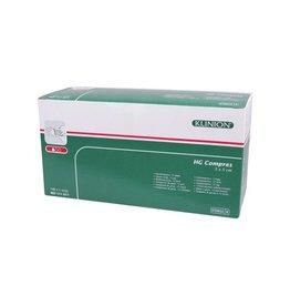 Klinion Klinion Compress HG Mullkompressen, 5 x 5 cm,  12-lagig, 100 Stück, 1111017, steril
