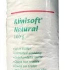 Klinion Klinion klinisoft standard wadding 100 gr per bag 124124
