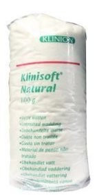 Klinion klinisoft standard wadding 100 gr per bag 124124