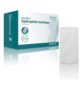 Klinion Klinion klinifix hydrophilic non elastic fixation bandage 4 m x 6 cm 132282