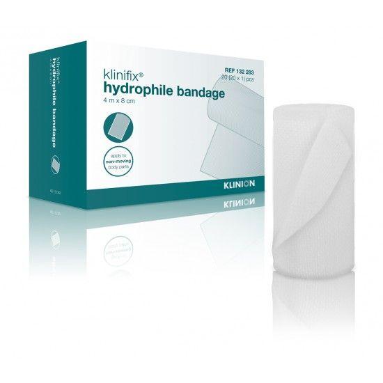 Klinion klinifix hydrofiel niet elastisch fixatiewindsel