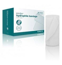 Klinion Klinion klinifix hydrofiel niet elastisch fixatiewindsel 10 cm x  4 m 132284 - 20 stuks