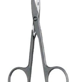 Braun SUSI® disposable Fine Scissors - 110 mm - 20 pieces