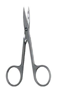 SUSI® disposable Fine Scissors - 110 mm - 20 pieces