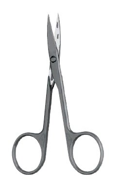 SUSI® disposable Fine Scissors - 110 mm