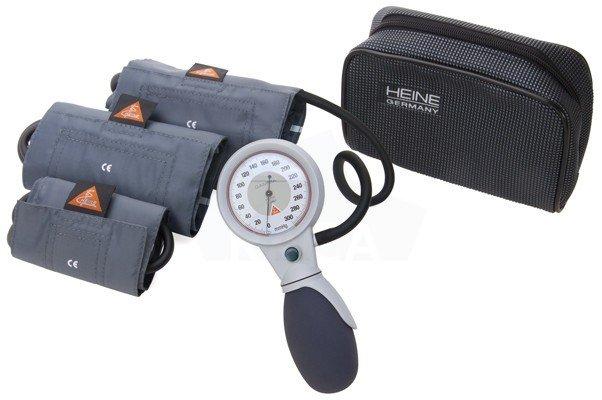 Heine Gamma GP Blutdruckmessgerät inkl. Large/Adult/Kind-Manschette