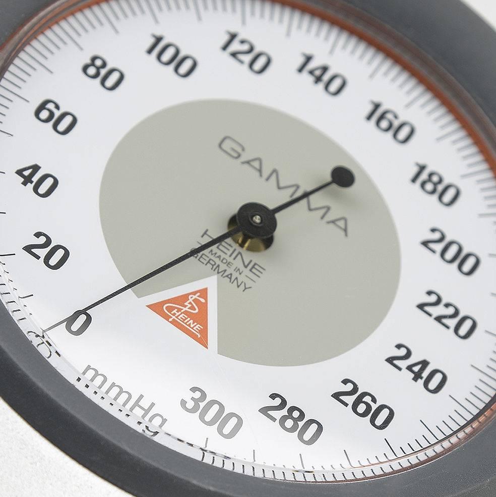 Heine Gamma G7 Blutdruckmessgerät inkl. Large/Adult/Kind Manschette