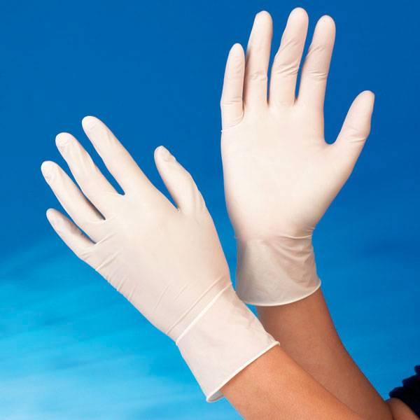 Soft-Hand Nitril White Sensitive - 200 stuks