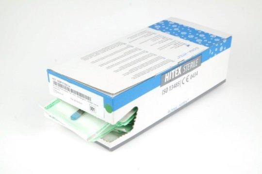 Chirurgisch pincet - 14 cm - recht - disposable - 25 stuks