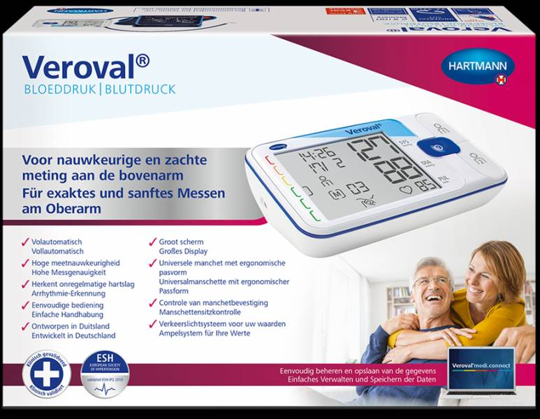 Veroval® blood pressure monitor