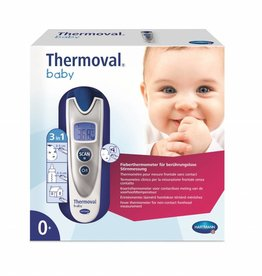Hartmann Thermoval® baby voorhoofdthermometer