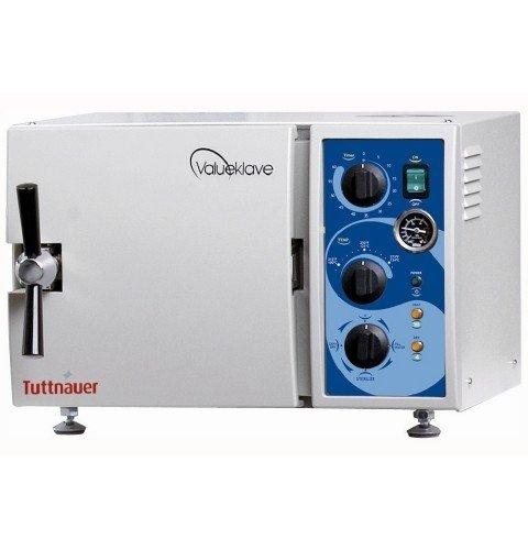 Tuttnauer autoclaaf 1730MK semi-automatische sterilisator N-Klasse