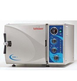 Tuttnauer Tuttnauer autoclaaf 2540MK semi-automatische Sterilisator N-klasse