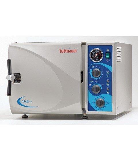 Tuttnauer autoclaaf 2540MK semi-automatische Sterilisator N-klasse