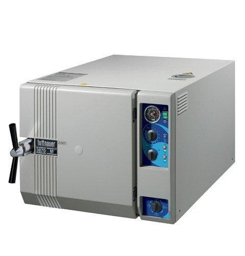 Tuttnauer autoclaaf 3870M semi-automatische Sterilisator N-klasse