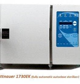 Tuttnauer Tuttnauer autoclaaf 1730EK automatische sterilisator N-Klasse 7,5 ltr