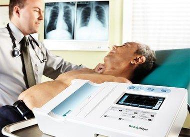 EKG monitor