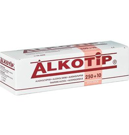 Servoprax Alkotip Eco-standard alcohol swabs - 260 pieces