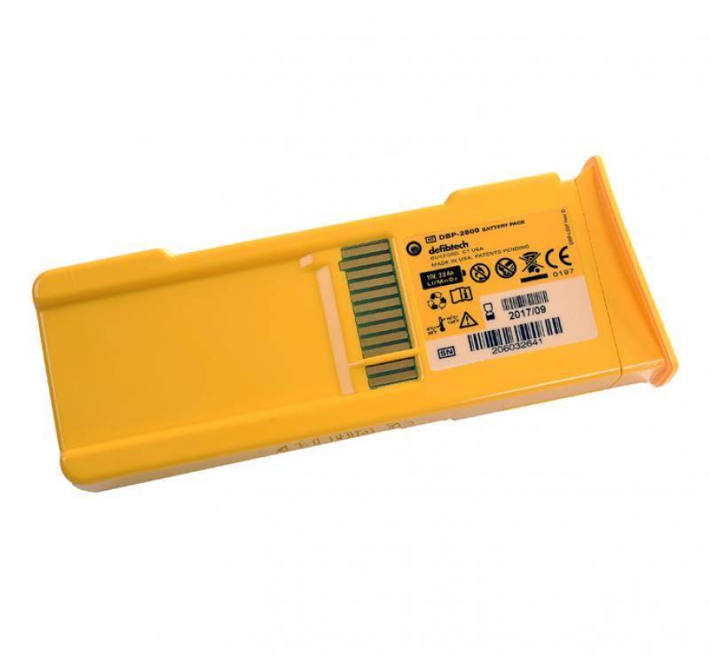 Defibtech Lifeline AED Batterie