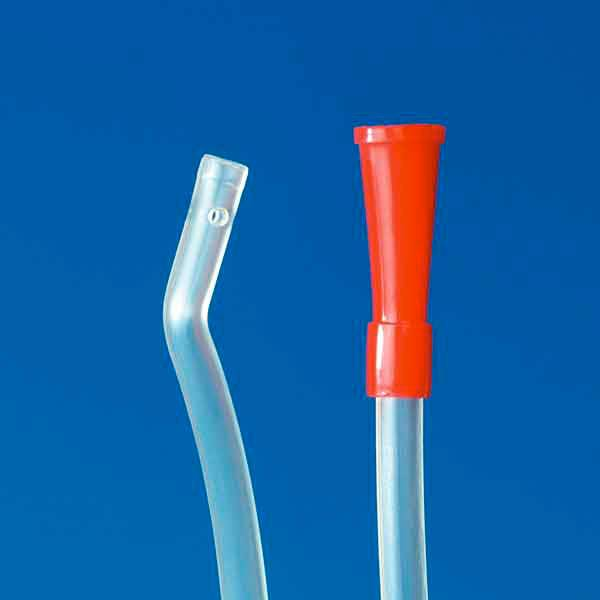 DCT disposable  catheter - curved - various sizes - 50 pieces