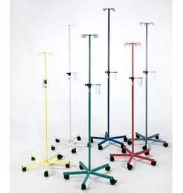 Servoprax Infusion stands - various colours