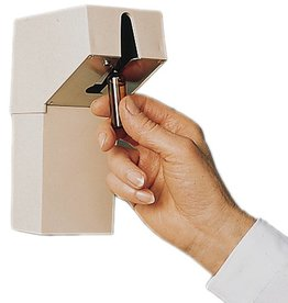 Servoprax Cupfix ampoule opener - wall mounted