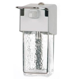 Servoprax Ingo-Top Soap Dispenser - with glass container