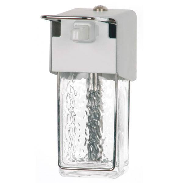 Ingo-Top Soap Dispenser - with glass container