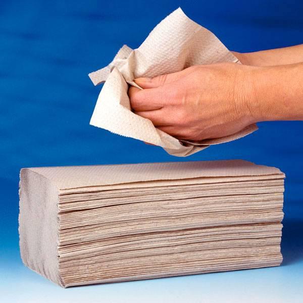 Papieren handdoeken Premium 5000 stuks