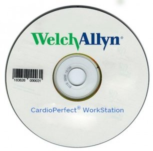 Welch Allyn CardioPerfect workstation Software-Updates