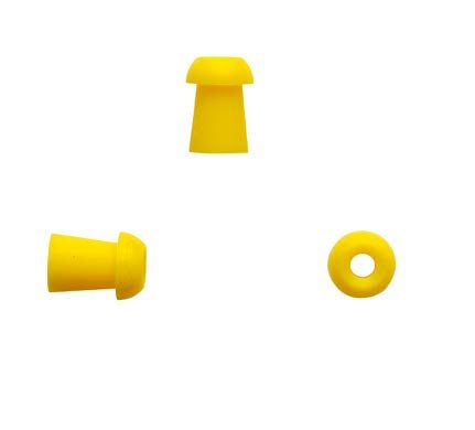 Sanibel ™ ADI ™ Ohrstöpsel, verschiedene Größen, 100 Stück Amplivox, Interacoustics, Maico, MEDRx