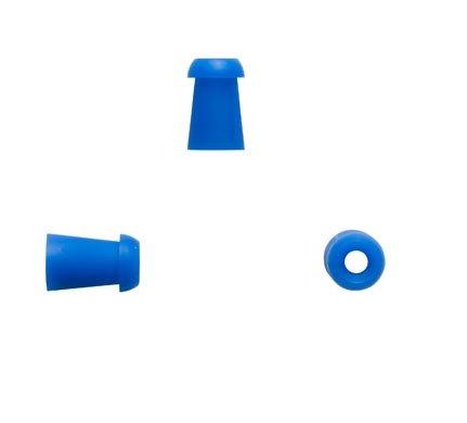 Sanibel ™ ADI ™ oordopjes, verschillende maten, 100 stuks, paddestoeltype Amplivox, Interacoustics, Maico, MEDRx