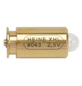 Heine Heine reservelamp XHL Xenon Halogeen #043 X-001.88.043