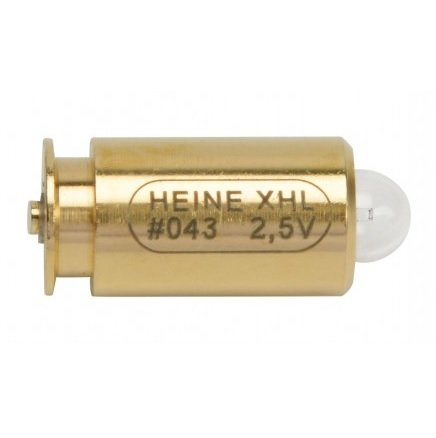 Heine reservelamp XHL Xenon Halogeen #043 X-001.88.043