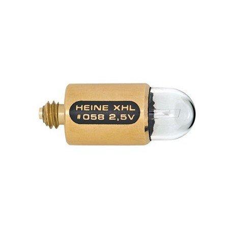 Heine reservelamp XHL Xenon Halogeen #058 X-001.88.058