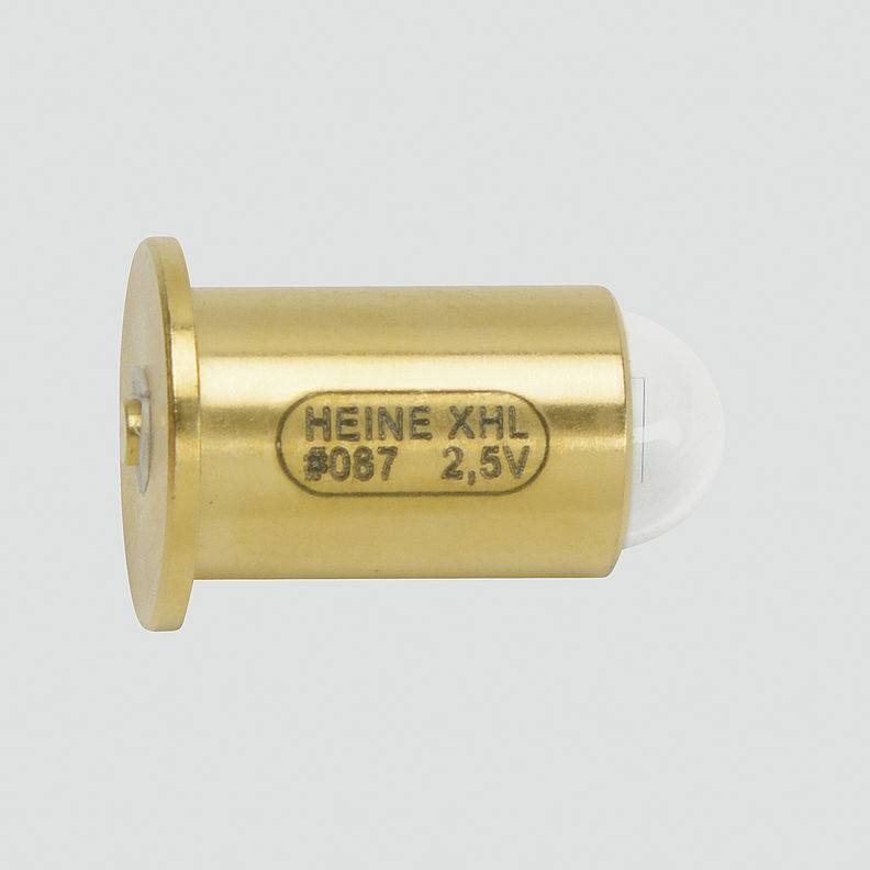 Heine spare bulb XHL Xenon Halogen #087 X-001.88.087