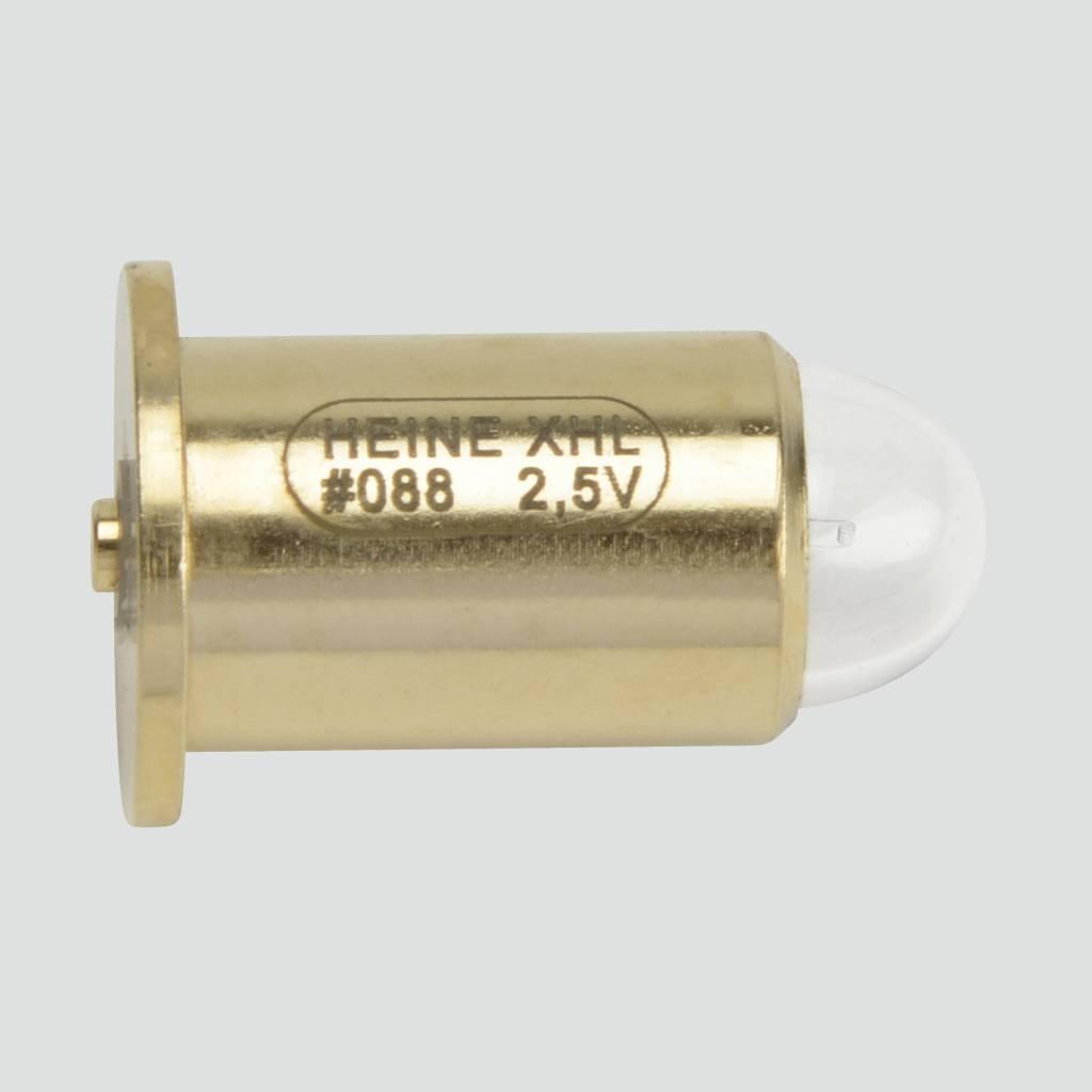Heine Ersatzlampe XHL Xenon Halogen #088 X-001.88.088