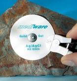 Mediware Mediware Schaumstoff-Elektrode Solid Gel - 300 Stück