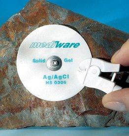 Mediware Mediware Schuimstof Electrodes  Solid Gel - 300 stuks