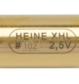 Heine Heine spare bulb XHL Xenon Halogen  #102 X-002.88.102