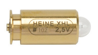 Heine reservelamp XHL Xenon Halogeen #102 X-002.88.102