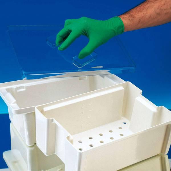 Instrument desinfectiebak inhoud 5 Liter 546 x 198 x 120 mm