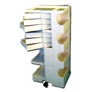 B-LINE Boby medical Rollcontainer 4/6 mit 6 Schubladen
