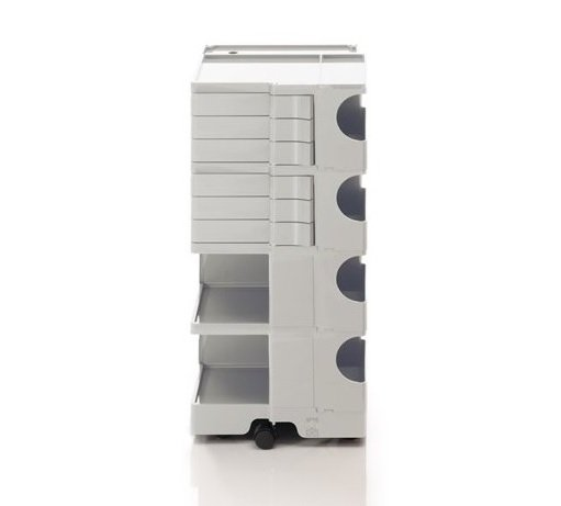 B-LINE Boby medical trolley 4/6 with 6 drawers