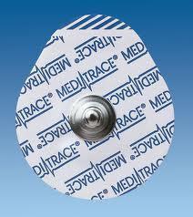 Ecg electrodes Kendall Meditrace 200